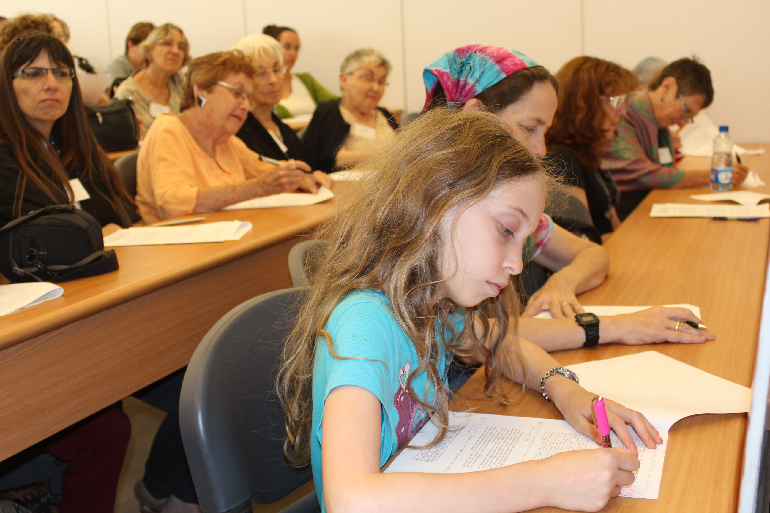 Women's Education Programs Masorti Israel