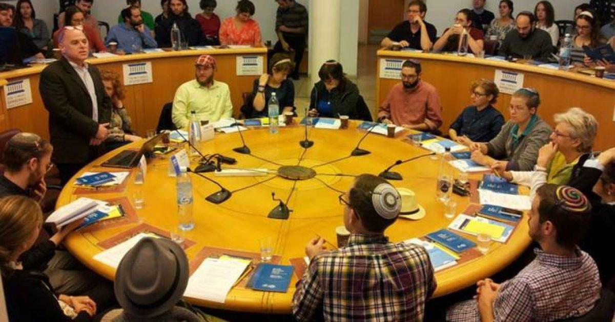 Yizhar Hess Jewish Pluralism Watch