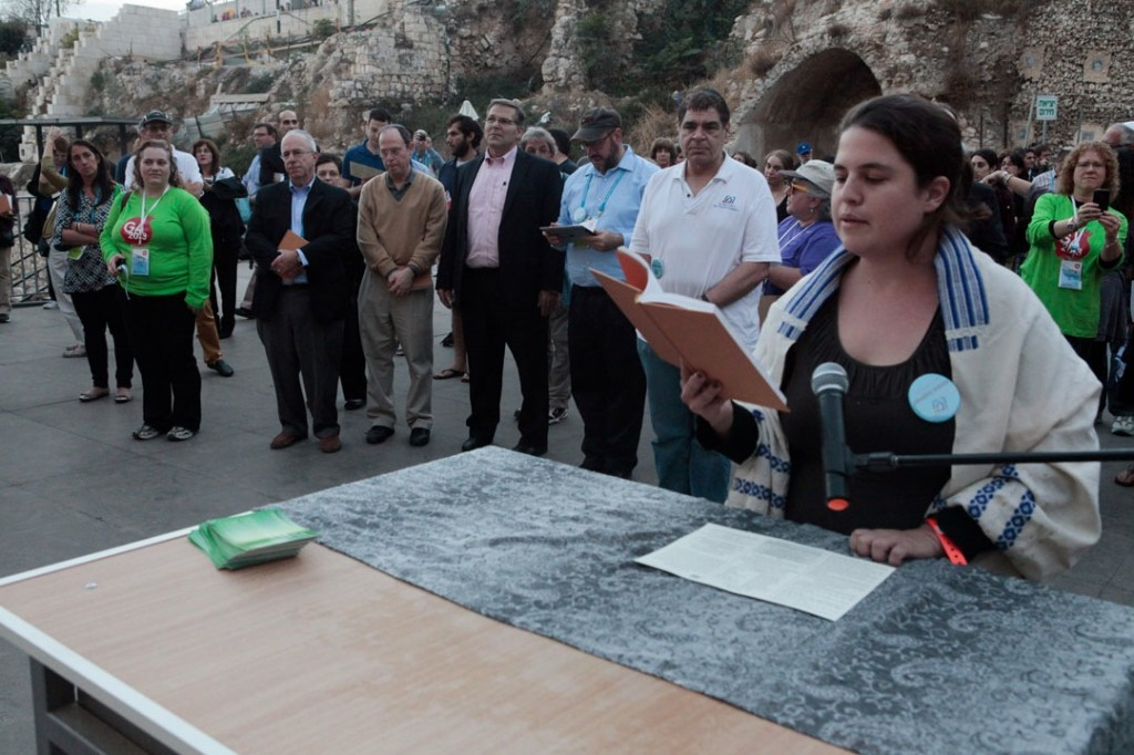 Egalitarian Prayer Near Western Wall Jewish Pluralism