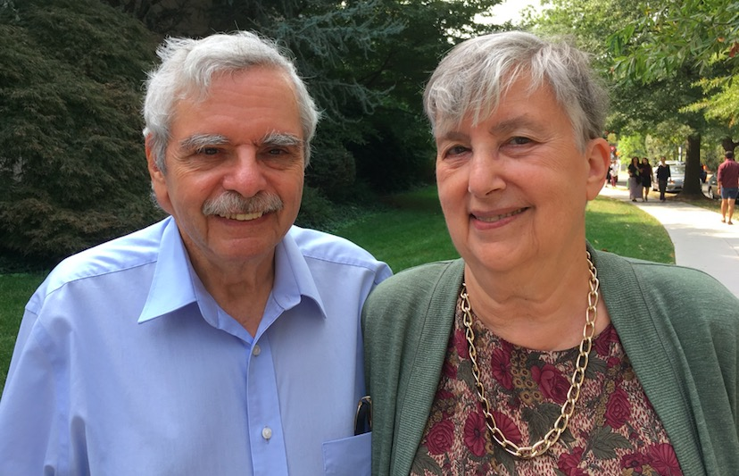 Professors Carmel and Barry Chiswick Create Living Legacy: The M:GEN Gap Year Programs