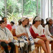 Israel Masorti disabilities kids
