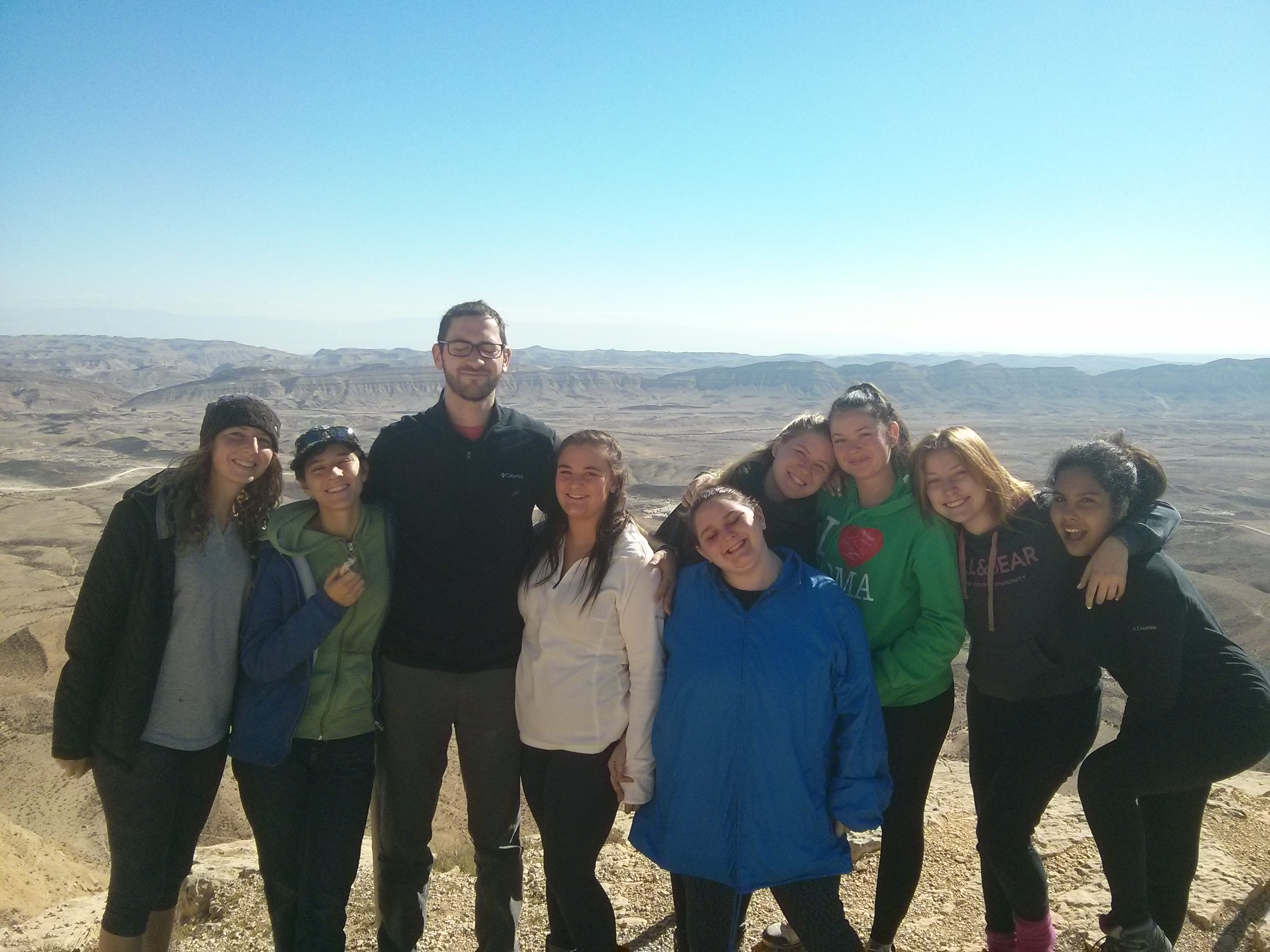 Hannaton Mechina Israel Program Young People Masorti