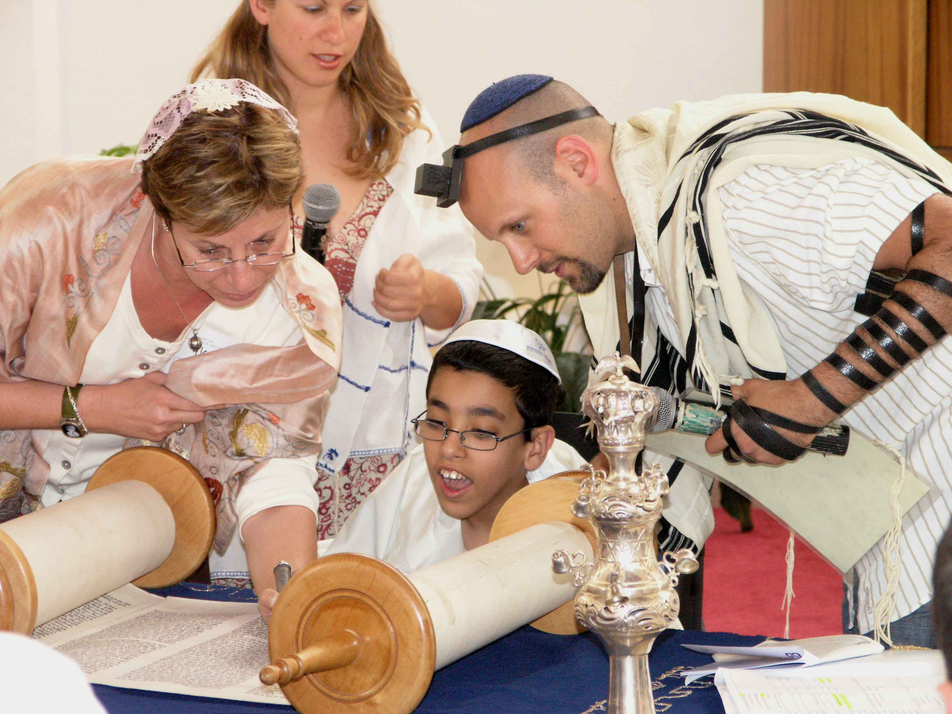 Bar Bat Mitzvah for young people with disabilities Israel