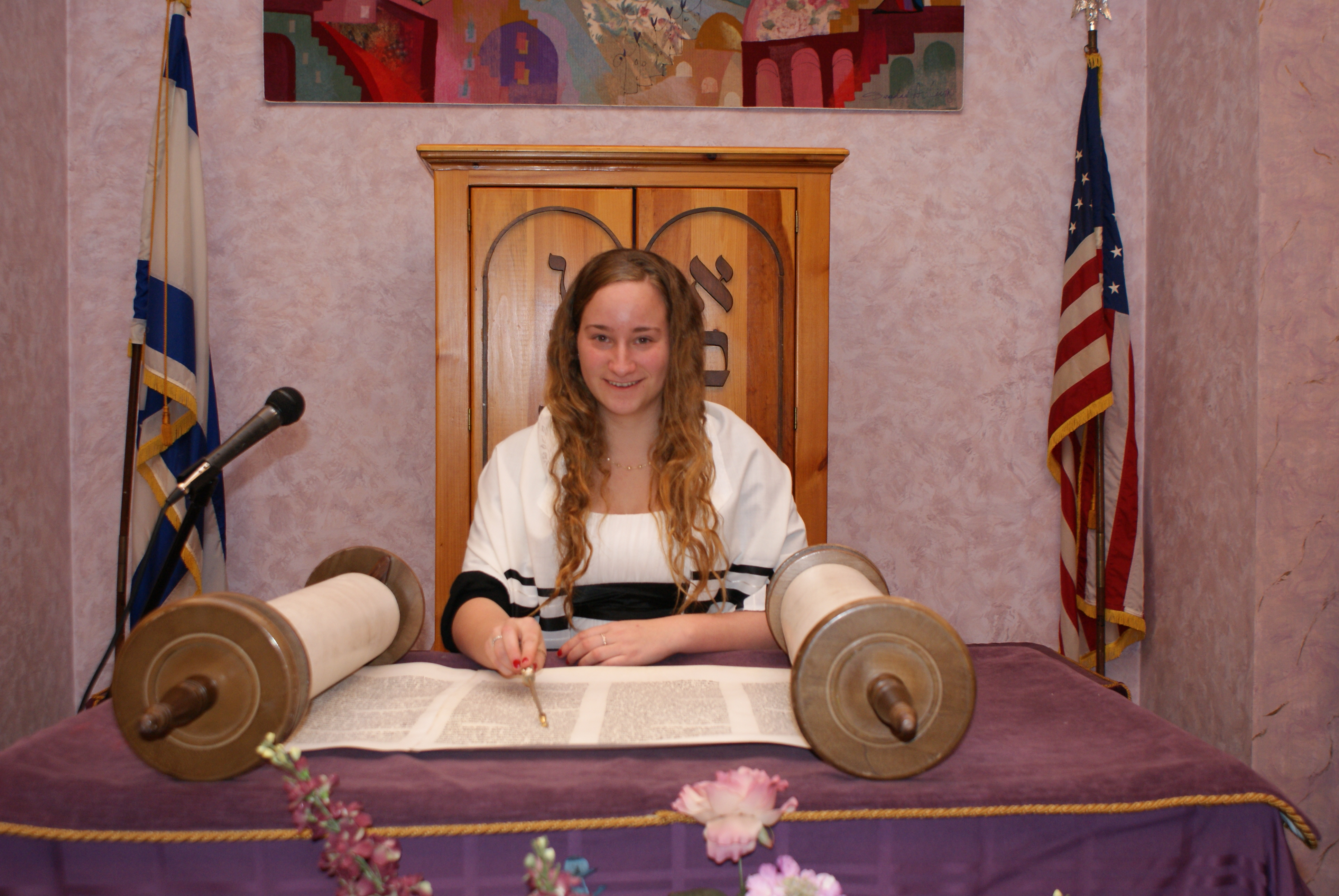 Mother-Daughter Bat Mitzvah Program Israel Masorti
