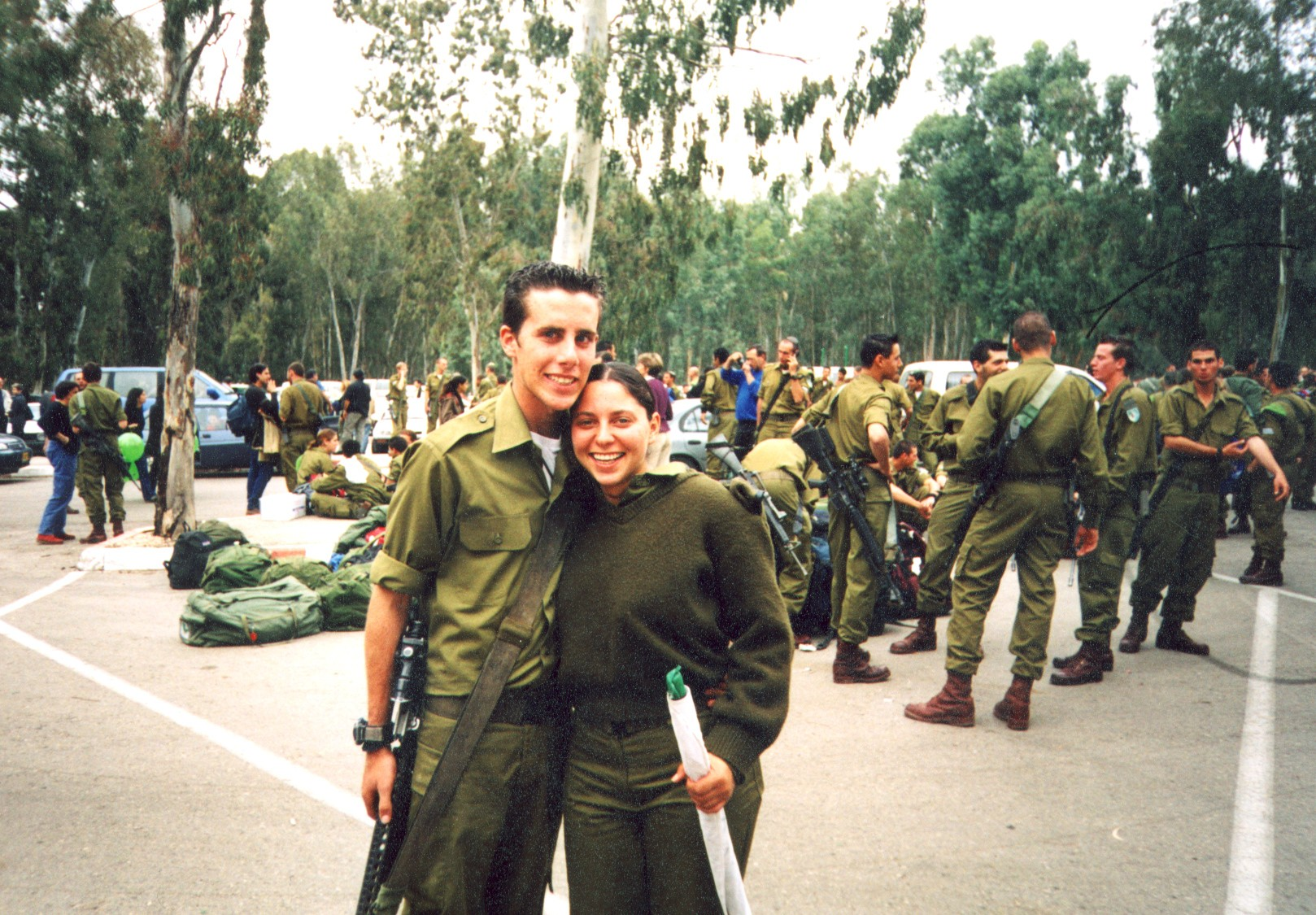 Garinim Israel Young People IDF Group