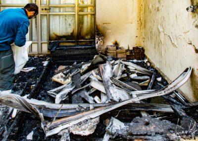 Moriah after Fire