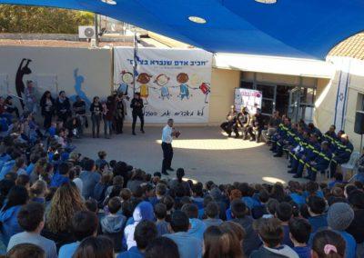 Healing Prayer after Fires Israel