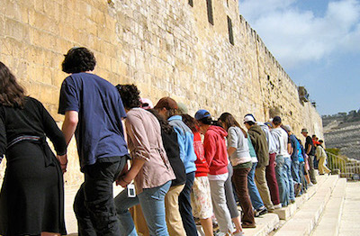 Equality at the Western Wall the Kotel Israel