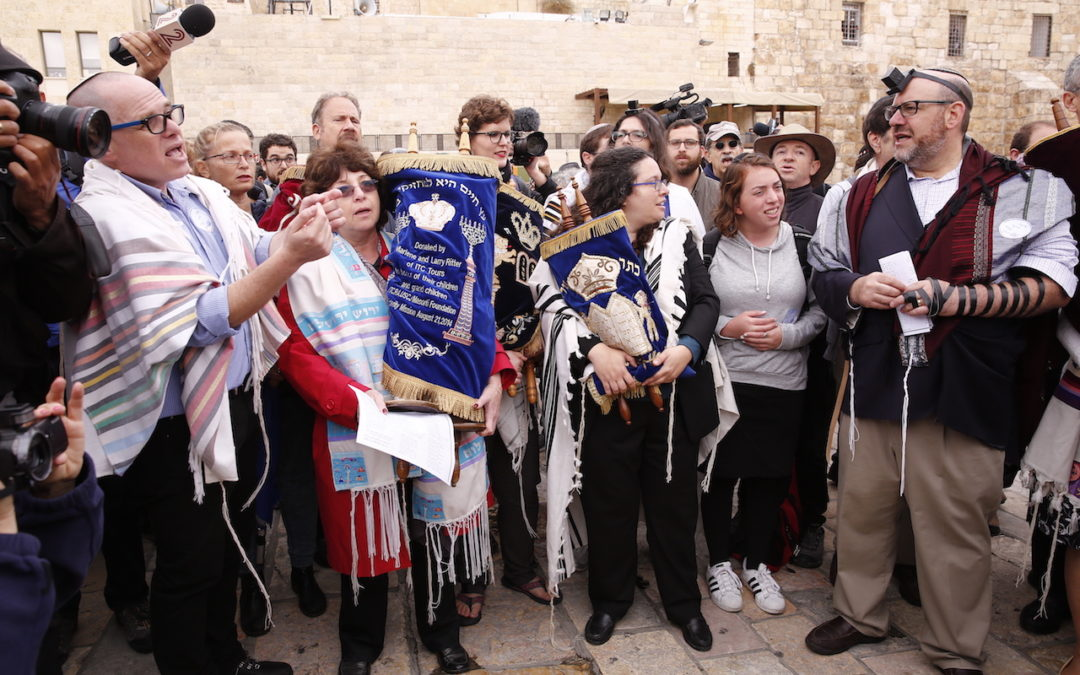 My Thoughts on the Status of the Kotel Campaign