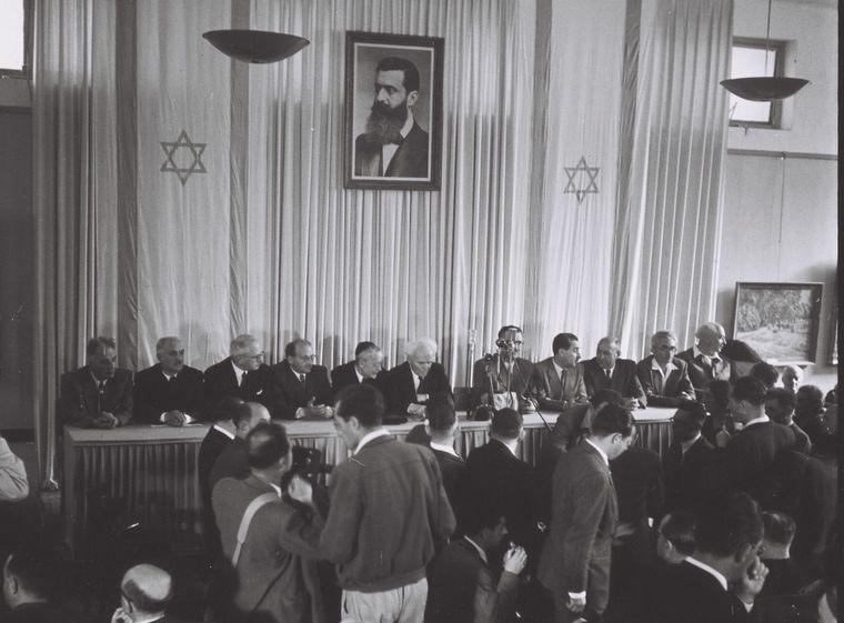 Vision Statement: Israel, Jewish & Democratic
