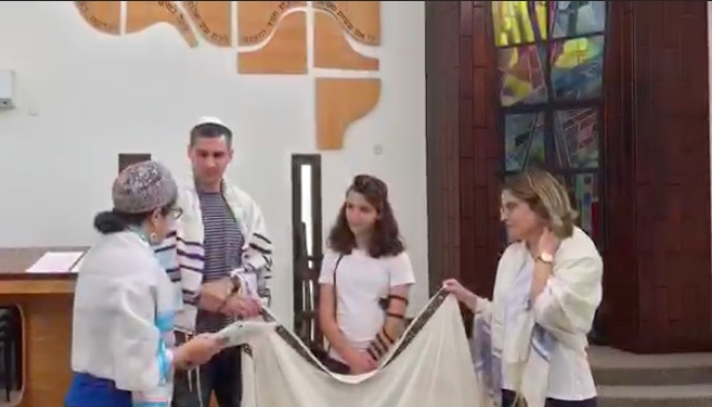 A Day in the Life of Magen Avraham in Omer: A Beautiful Bat Mitzvah