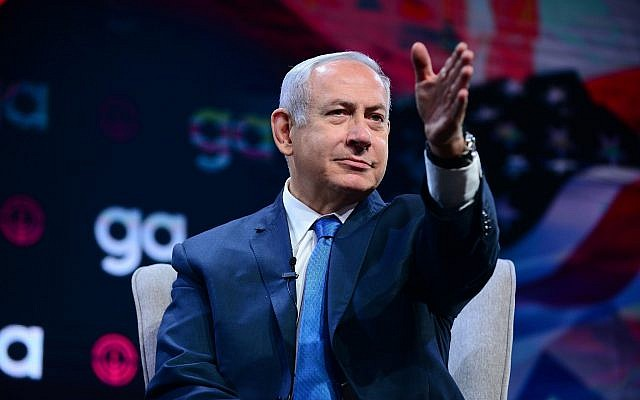 PM Netanyahu Disappoints at 2018 GA in Israel; Government Must Fully Commit to Religious Pluralism