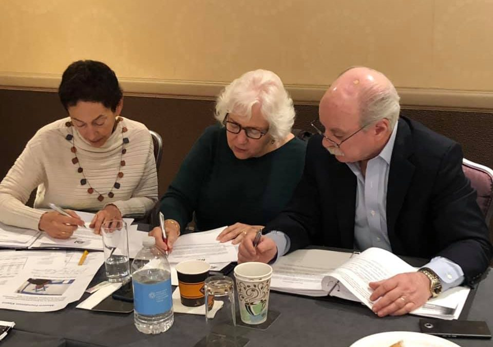Masorti Board Charts Path for Accelerated Growth in 2019