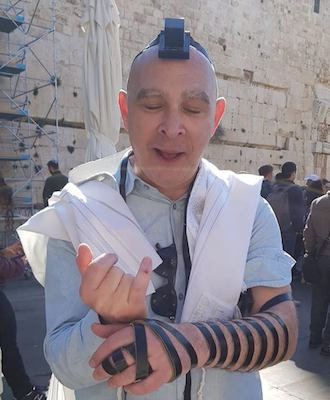 Masorti Rabbi Mikie Goldstein, President of Rabbinical Assembly, on Violence at Kotel