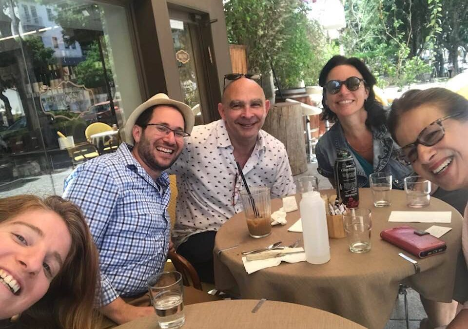 Faces of Masorti Israel: June 14, 2019