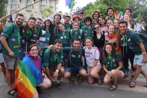 Masorti Gay Pride Event