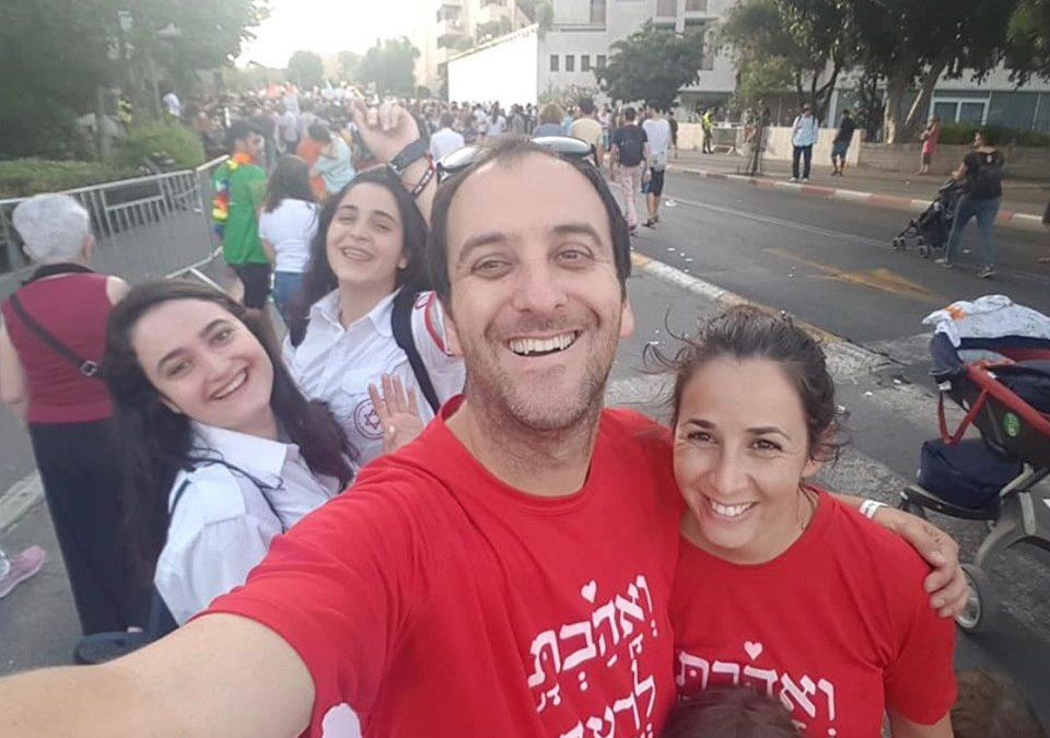 Faces of Masorti: June 7, 2019