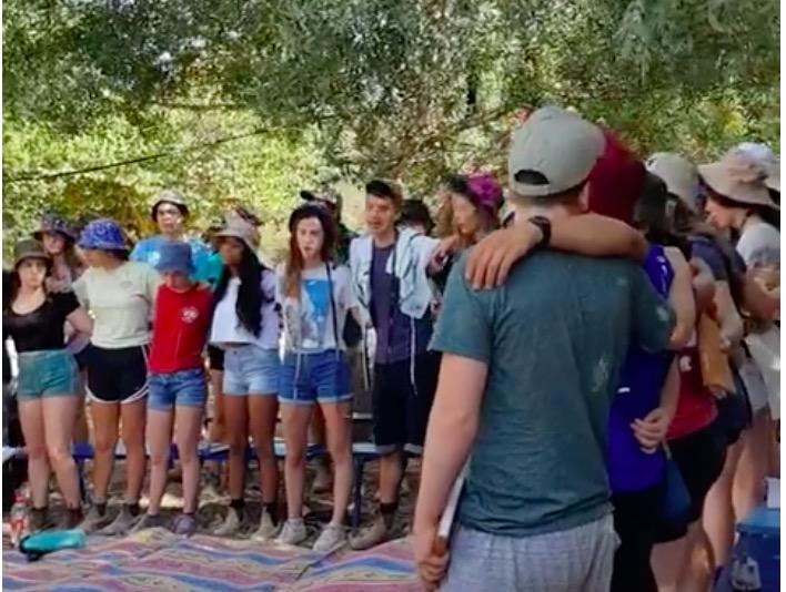 Sing Along with Camp Ramah NOAM Kids