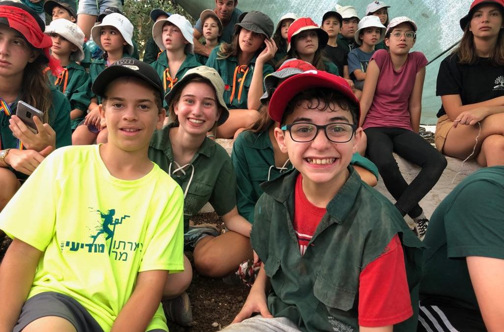 Faces of Masorti Israel: August 9, 2019