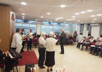 Chanuka Group Masorti Israel