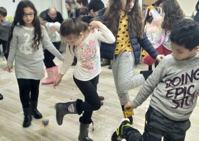 Masorti Israel Kids Dancing