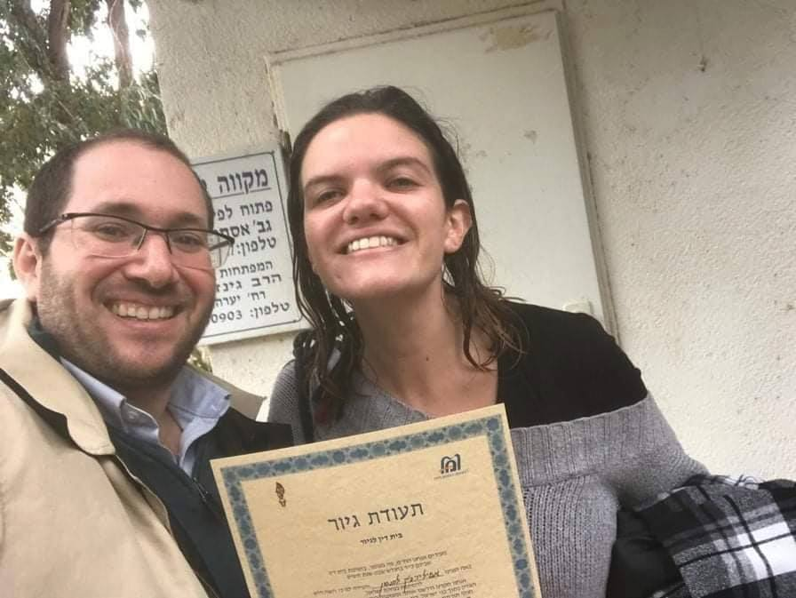 """A New Front Opens in the """"Who Is a Jew"""" Struggle in Israel"""
