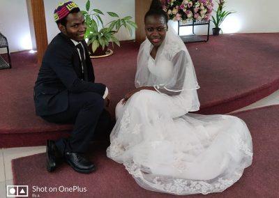 Abayudaya wedding Masorti Israel