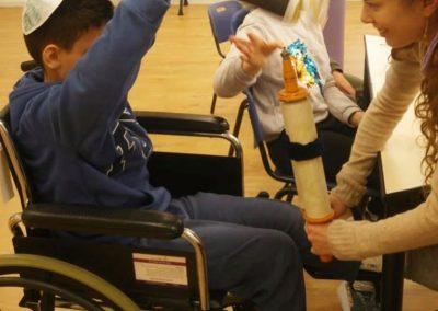 disabilities masorti