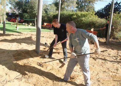 Masorti tree planting