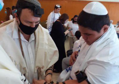 Masorti Israel Coronavirus Days Bar Mitzvah Disabilities