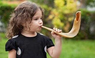 girl shofar copy
