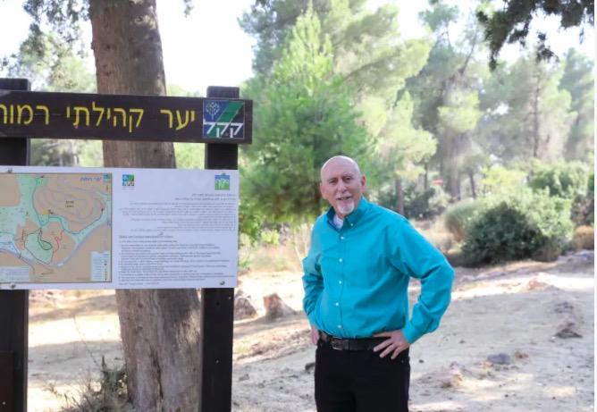 Masorti Movement Salutes  Professor Alon Tal Upon Becoming a Member of Knesset