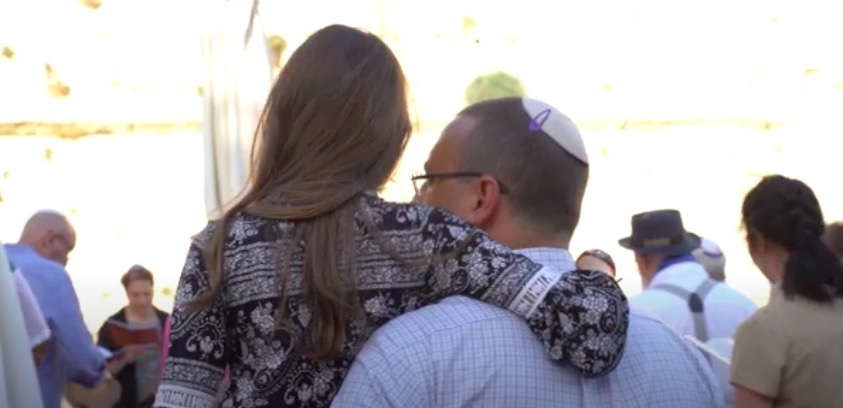 A Powerful Video from the Egalitarian Kotel